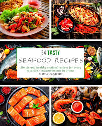 Amazon.com: 54 Tasty Seafood Recipes ...