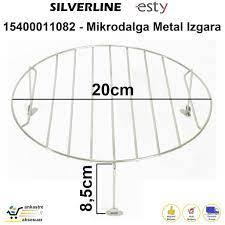 Silverline Esty Mikrodalga Fırın GRİLL IZGARA TELİ Çap:20cm Fiyatları ve  Özellikleri