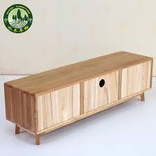 mizuki in birch wood white oak furniture four pumping lcd tv