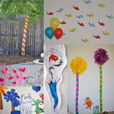 Dr Seuss Party Decorations Dr Seuss Birthday Party Part 1 The Decor Abstract Infusion