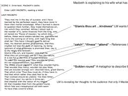 macbeth annotated powerpoint for act scene by fluffykat  macbeth annotated powerpoint for act 1 scene 5 by fluffykat 9 teaching resources tes