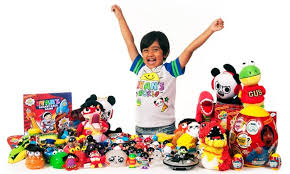 6-Year-Old Multimillionaire YouTuber Now Has His Own Toy Line, Too Line