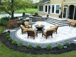 patio designs with fireplace. Outdoor Patio Designs Backyard Best Ideas On Design And With Fireplace E