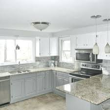 light grey subway tile light grey glass subway tile adorable types sensational grey subway tile kitchen