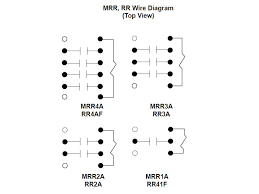 item rr2a 24vdc, mrr, rr series axial lead, shielded reed 8 pin relay wiring diagram at 24vdc Relay Wiring Diagram