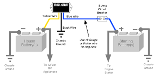 6 Volt Battery Wiring Diagram For Coach 12 Volt Wiring For Dummies