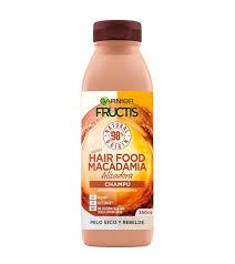 garnier shoo fructis hair food