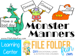 Good Manners Chart For Class 1 18 Fun Activities That Teach Good Manners How Does She