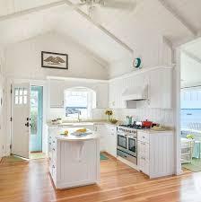 white cottage kitchens. Small Open White Cottage Kitchen Kitchens