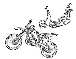 Small Picture Get This Preschool Printables of Dirt Bike Coloring Pages Free b3hca