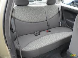 2001 Toyota ECHO Sedan interior Photo #49752349   GTCarLot.com