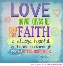 Christian Quotes About Love