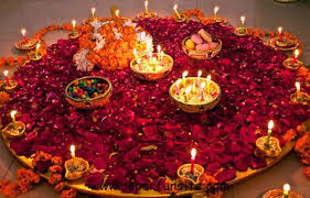 Mehndi Tray Decoration Mehndi Thaals a traditional part of the Desi wedding festivities 2