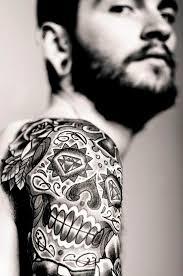 sugar skull tattoo meaning 6
