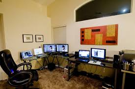 geeks home office workspace. simple geeks home office workspace inspirational 60 awesome setups hongkiat enjoyable flmb and decor