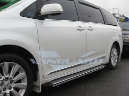 Side Steps Aluminum Running Boards | Auto-Beauty Vanguard