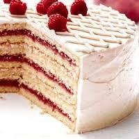 Raspberry Princess Cake Recipe