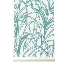 Behang Palmleaves Green Roomblush