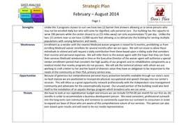 Child Care Centre Business Plan Assigning Static Ip