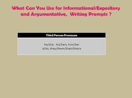 types of writing in th grade english informational essay  what can you use for informational expository and argumentative writing prompts