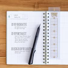 Personal Journaling Productivity Paradox Bullet Journaling With The New Priority