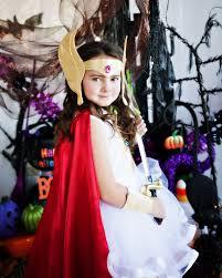 a cute diy she ra costume