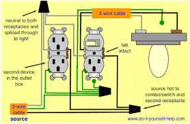 how to wire a light switch and outlet combo diagram wiring diagram wiring a plug switch combo wiring diagram go how to wire a light switch and outlet combo diagram