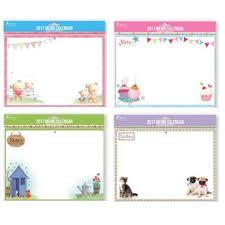 Wipe Clean Memo Board New Wipe Clean Memo Board Pen 32 Calendar Kitten Pugs Flowers