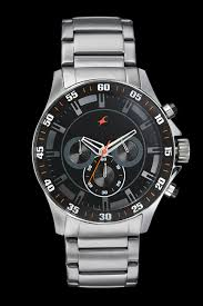 fastrack men metal chronograph silver watches nj3072sm04 fastrack guys metal chronograph silver watch nj3072sm04