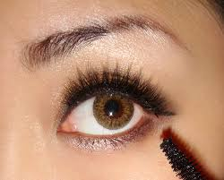 do your eye makeup first if you are going to be using dark colors this will minimize any effort to clean up your foundation and concealer afterwards