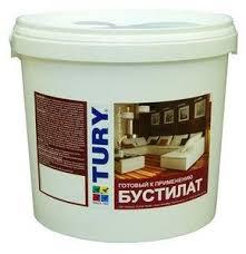 <b>Клей Бустилат</b> (<b>4 кг</b>) <b>Tury</b> Палитра : Купить в интернет-магазине ...
