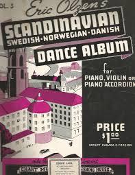 Amazon Com Eric Olzens Scandinavian Dance Album Swedish