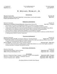 Monster Resume Monster Resume Samples Templates Title Exa Sevte 18