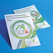 Cheap Leaflet Printing Service Uk Northstar Design
