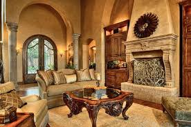 Tuscan Inspired Living Room Interesting Decorating Ideas