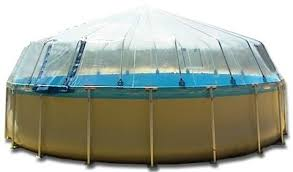 Fabrico Sun Domes for Soft Sided Above Ground Pools