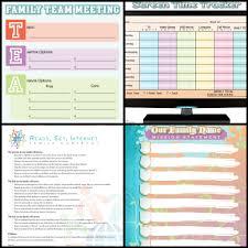 Imom Chore Chart Kid Nection Fun Family Printables