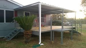mt evelyn extension deck carport cmj building