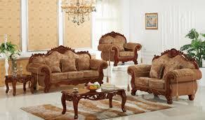 Traditional Living Room Sets Furniture 689 Verona Traditional Living Room Set In Cherry By Meridian