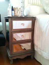 mirrored bedside furniture. Mirrored Bedside Tables Cheap Furniture D