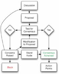 Robert S Rules Of Order Flow Chart Consensus Resources