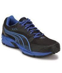 puma mens shoes. quick view. puma pluto dp black running sports shoes mens c