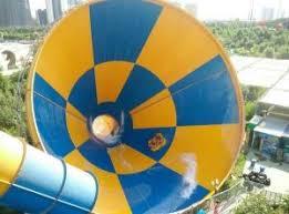 Quality Tornado Water Slide On Sale Water Park Slide
