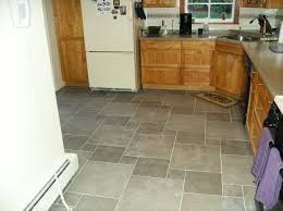 Cream Floor Tiles For Kitchen Kitchen Floor Porcelain Tile Ideas