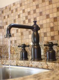 Bronze Kitchen Faucet Kitchen Design