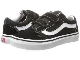 vans shoes black and white boys. vans kids old skool v (little kid/big kid) (black/true shoes black and white boys 0