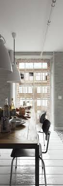 Urban Loft Design. Home Designs: Lighting Ideas - Grey