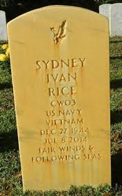 Sydney Ivan Rice (1944-2014) - Find A Grave Memorial