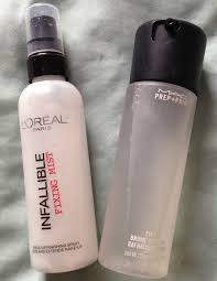 loreal makeup setting spray photo 1