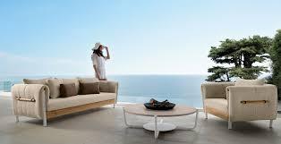 Dominus aluminium outdoor sofa IDD